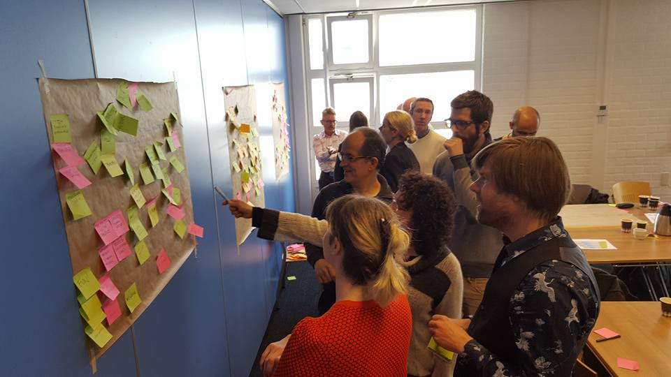 Training Co-Creation Workshop held at NHL University of Applied Sciences