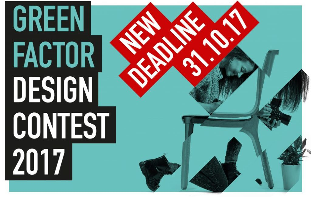 New edition of Green Factor Design Contest awards sustainable design proposals
