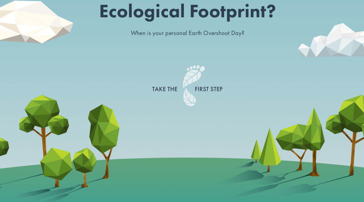 Footprint Calculator