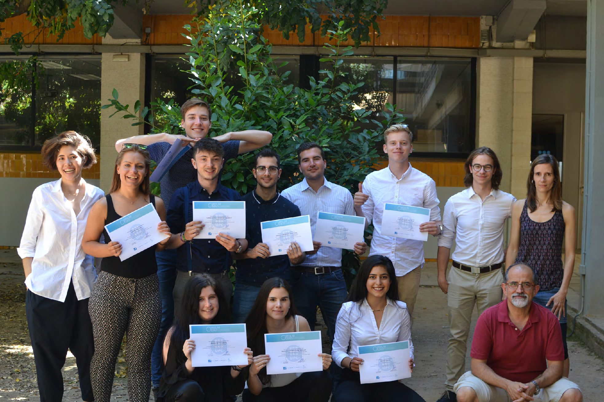 The second Circular Design internship has been successfully completed