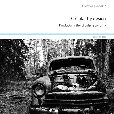 Circular by Design: Products in the circular economy