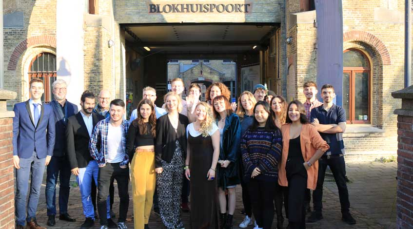 The third edition of the Circular Design Student Internship has been a great success!