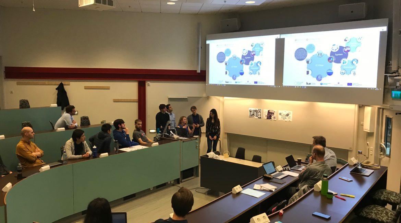 The Last Circular Design Internship was completed in Linköping University, Sweden