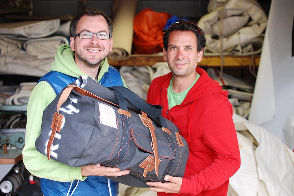 The 7th case study: Mamukko bags, stylish, handmade and upcycled