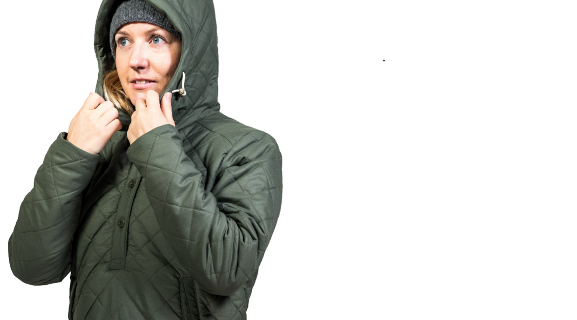 Deterra by Tierra. World's First 100% Bio-Based and fossil-free technical Jacket